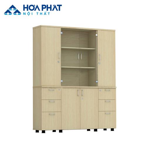 tủ gỗ đựng tài liệu văn phòng AT1960-4B