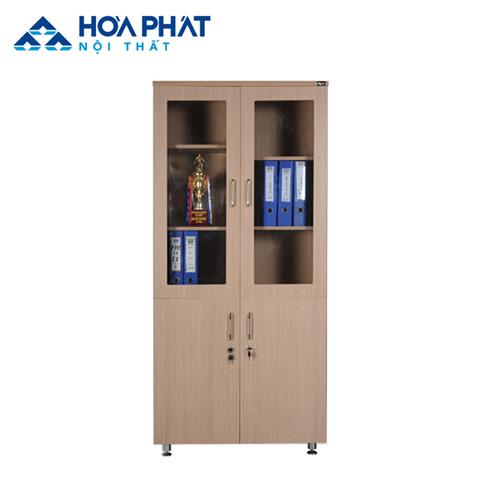 tủ gỗ đựng tài liệu văn phòng HR1960-2B