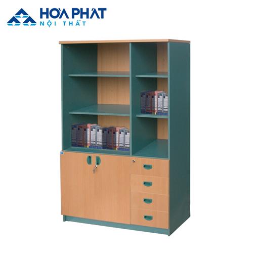 tủ gỗ đựng tài liệu văn phòng sv1960-3g4d
