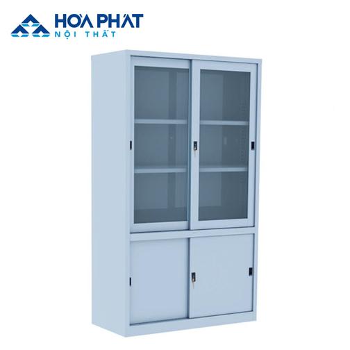 Tủ sắt cửa lùa Hòa Phát
