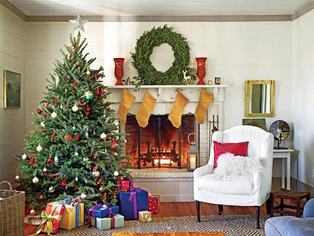 Ý tưởng trang trí Noel 2019