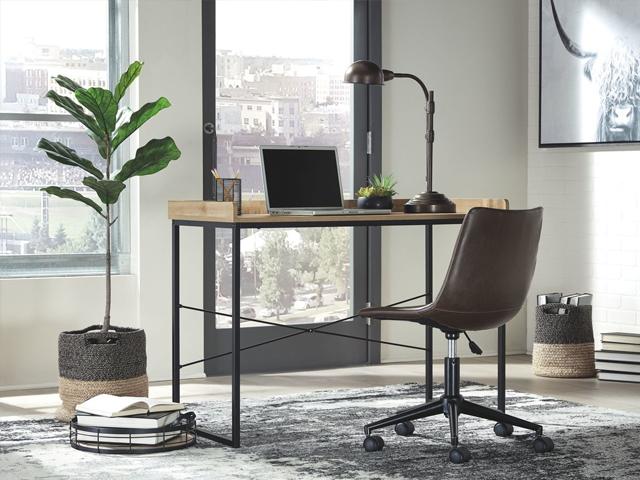 bàn văn phòng khung sắt
