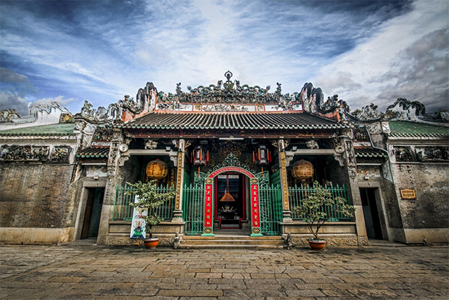 chùa cầu duyên ở Sài Gòn