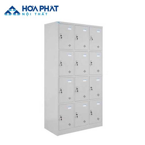 tủ đựng đồ nhân viên Hòa Phát tu984-3k