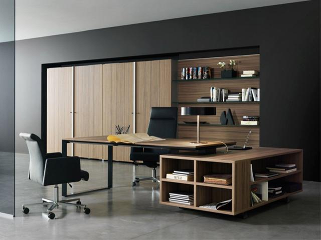 Tủ ván ép văn phòng