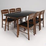 bàn ghế ăn BA505AK8-GA505