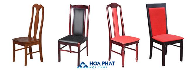 Ghế gỗ Hòa Phát