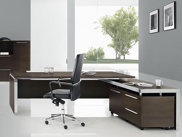 mẫu bàn giám đốc hiện đại