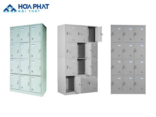Tủ Locker 12 ngăn TU984-3K Hòa Phát