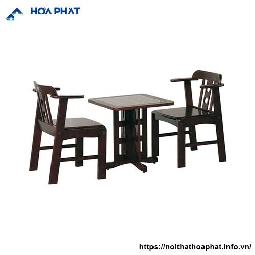 Bộ Bàn ghế Cafe BCF201 GCF201