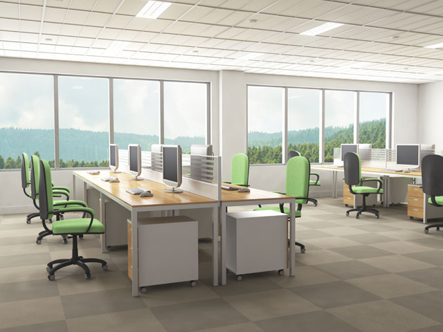 hình ảnh văn phòng làm việc