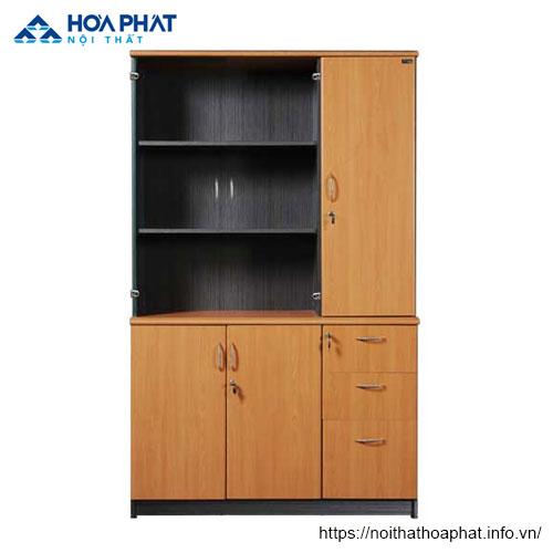 Tủ đựng hồ sơ văn phòng giá rẻ NT1960-3B3N