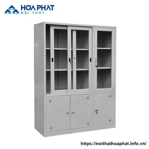 Tủ hồ sơ sắt giá rẻ TPHCM TU09K7GCK