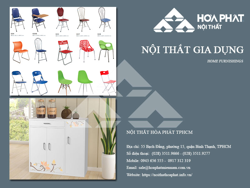 Catalogue Nội thất gia dụng
