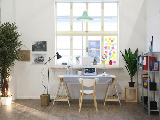 decor phòng làm việc tại nhà