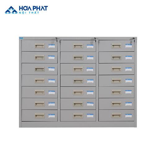 Tủ đựng tài liệu nhiều ngăn TU118-21D