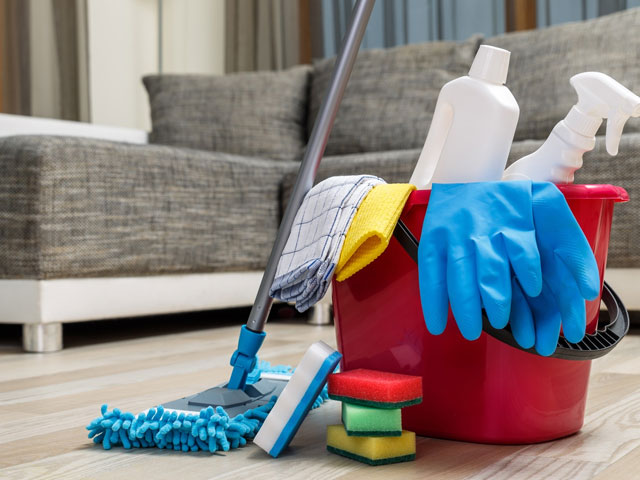 cách làm sạch ghế sofa vải tại nhà