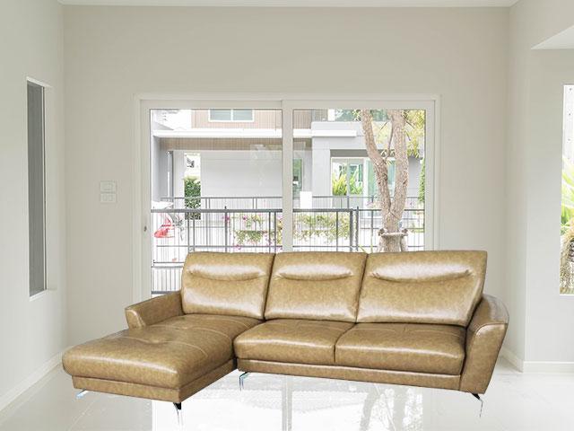 ghế sofa hình chữ l SF66A