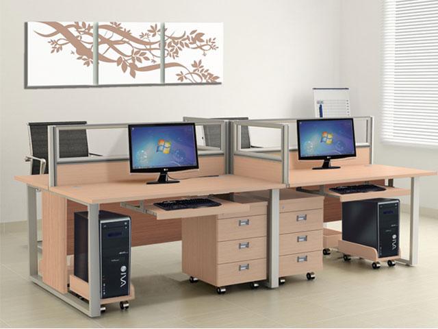 Bàn làm việc Workstation HRMD05