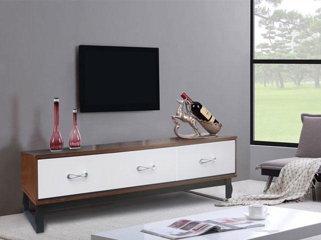 Mẫu kệ tivi gỗ công nghiệp đẹp KTV10