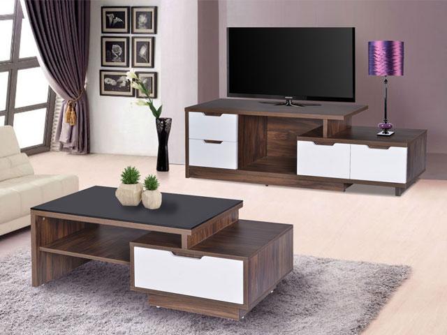 Mẫu kệ tivi gỗ công nghiệp đẹp KTV301