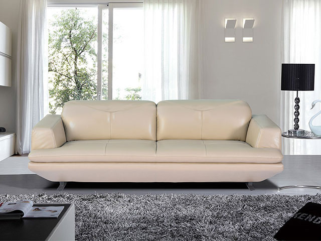 Sofa da giá rẻ SF311A