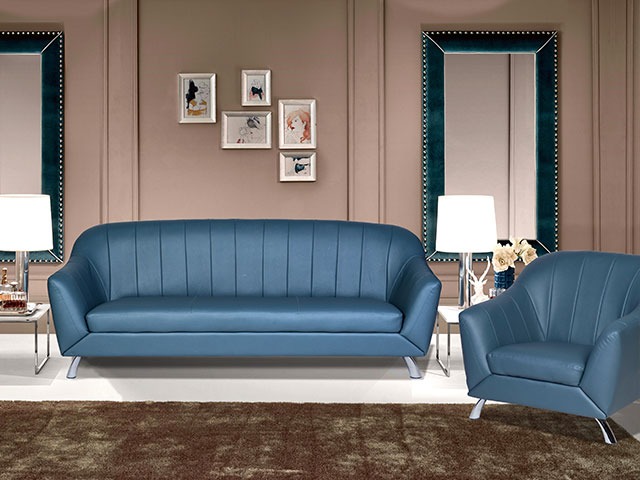 Sofa da giá rẻ SF313-3