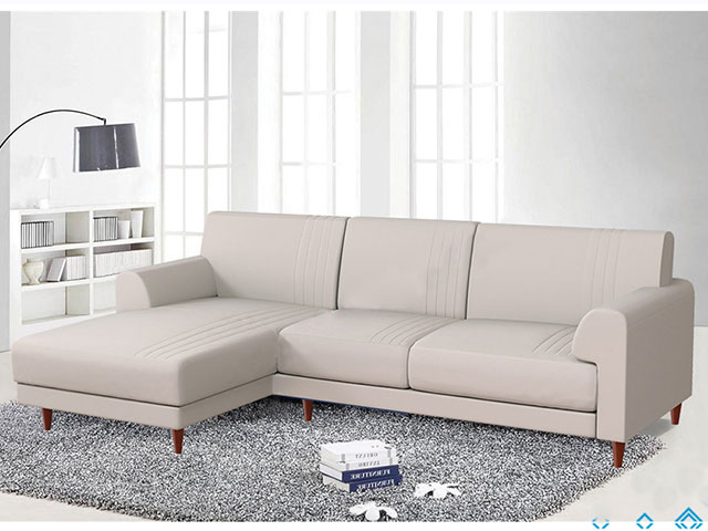 Sofa da giá rẻ SF505