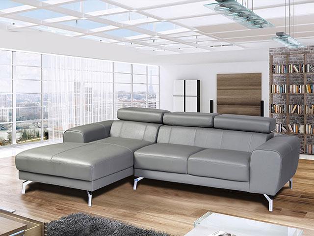 Sofa da giá rẻ SF61