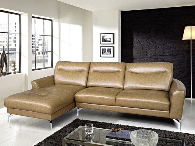 Sofa da giá rẻ SF66A