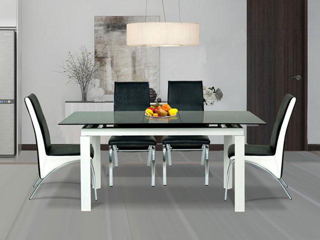 kích thước bàn ăn 4 người B55-G56
