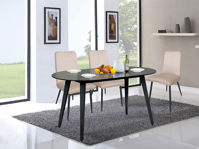 kích thước bàn ăn 4 người B59-G59