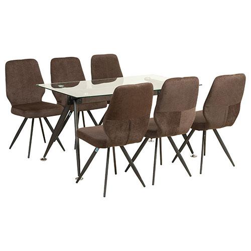 Bộ bàn ăn gia đình B65-G65
