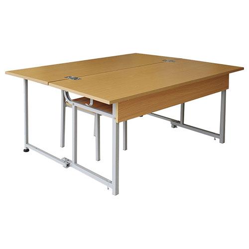 Bộ bàn ghế bán trú BBT103HP-GBT103HP