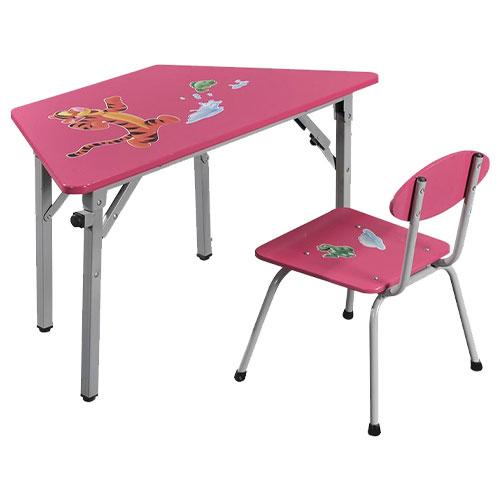 Bộ bàn học mẫu giáo BMG104-2 + GMG104-2