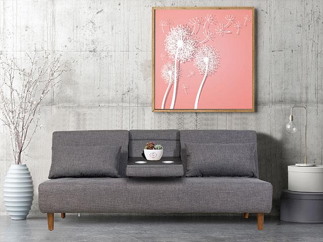 Sofa phòng khách chung cư Hòa Phát SF130A