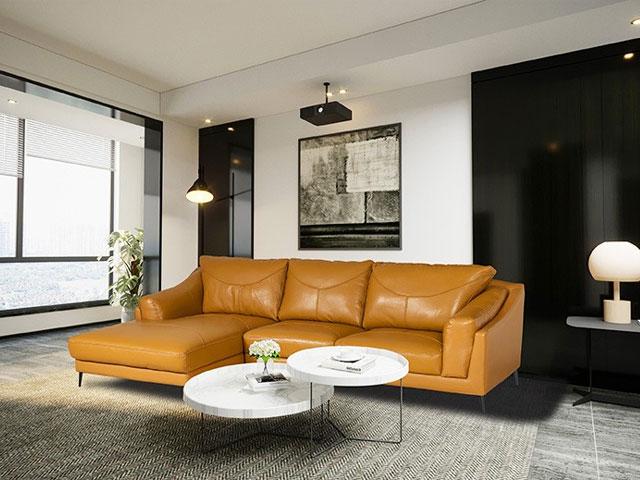 Sofa phòng khách chung cư Hòa Phát SF132A-3