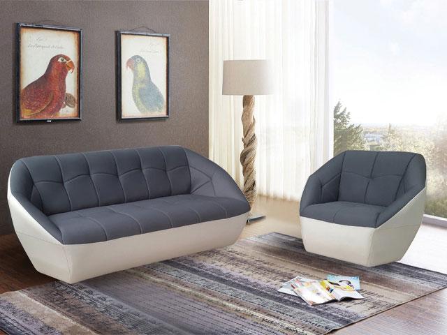 Sofa phòng khách chung cư Hòa Phát SF508