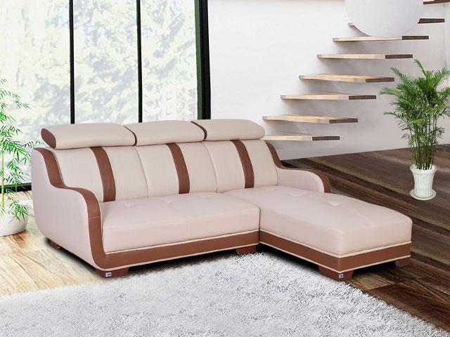 Sofa phòng khách chung cư Hòa Phát SF69