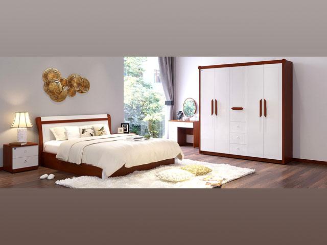 bộ giường ngủ giá rẻ 402