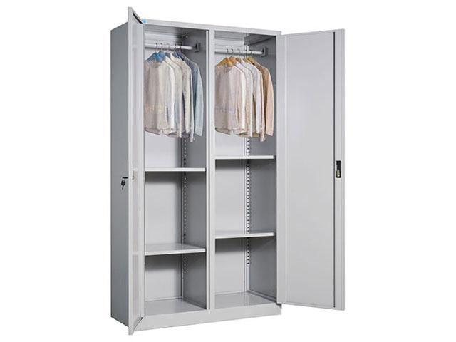 tủ quần áo sắt sơn tĩnh điện TU09K2SA
