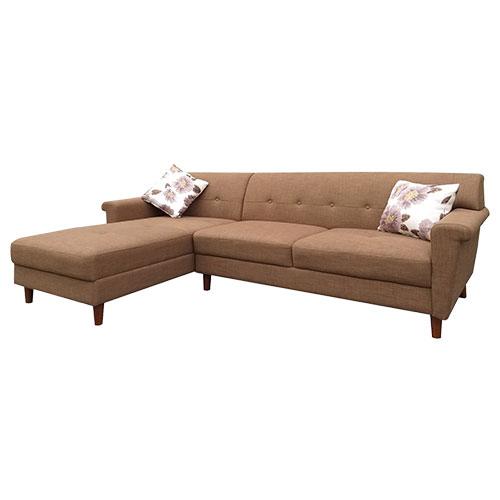 Sofa Góc Bọc Vải SF405-3