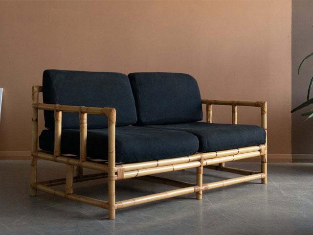 ghế sofa bằng tre