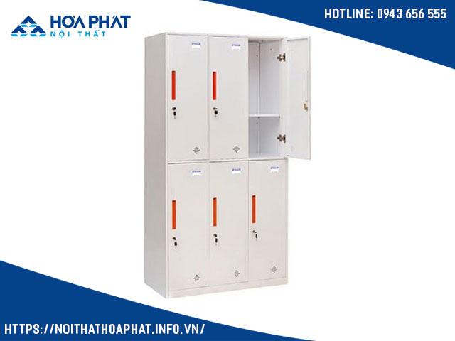tủ khóa locker giá rẻ TU982-3KD