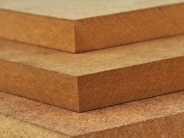 Các loại gỗ công nghiệp Medium Density Fiberboard