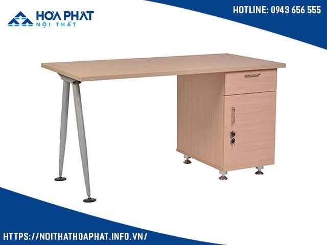 Bàn ghế chân sắt mặt gỗ HR140HLC8