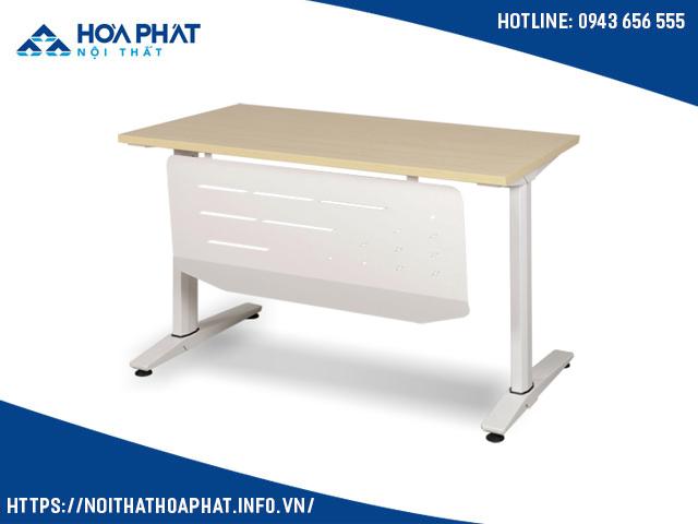 Bàn ghế chân sắt mặt gỗ UN160CS3